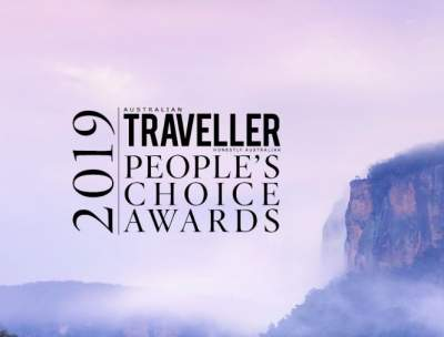 Australian Traveller 2019 People's Choice Awards Competition