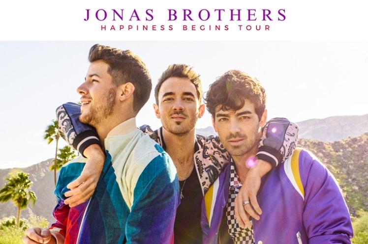 HITS 99.9 Jonas Brothers Sweepstakes