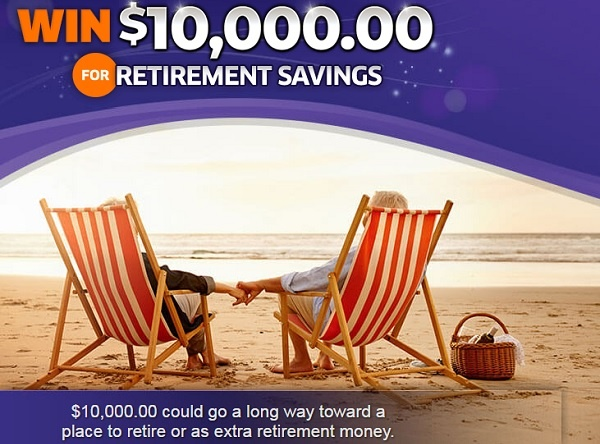 PCH.com $10000 Retirement Sweepstakes – Win $10000 Cash
