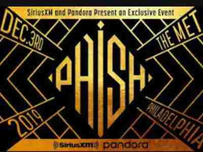 SiriusXM and Pandora Present Phish Sweepstakes