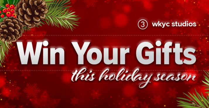 WKYC-TV 2019 Win Your Gifts Sweepstakes