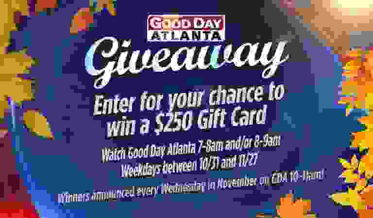 Fox 5 Good Day Atlanta Giveaway 2019
