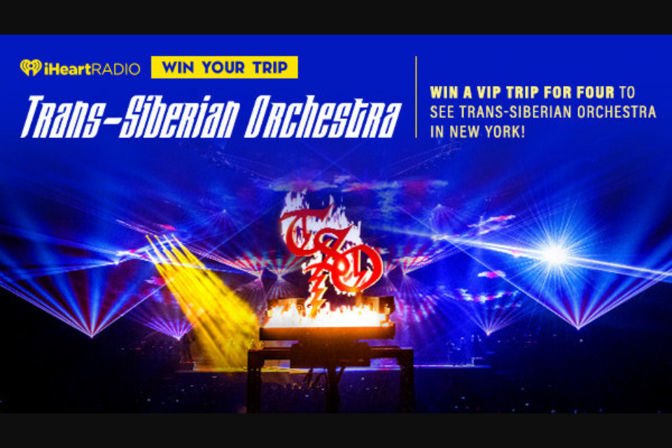 TSO Holiday Party Sweepstakes