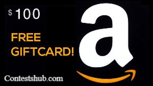 Win a $100 Amazon Gift Card from Drious Sweepstakes