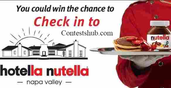 Hotella Nutella Contest 2019