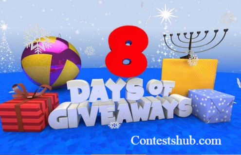Click Orlando 8 Days of Giveaways Contest