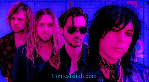 The Struts At SOMA San Diego Sweepstakes