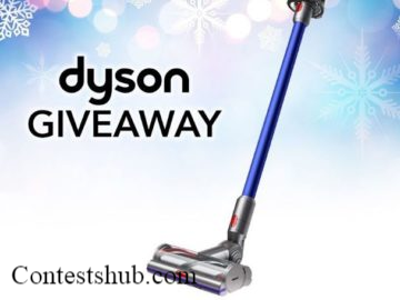 P C Richard & Son Holiday Dyson Giveaway