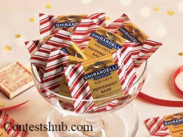 Ghirardelli Holiday Sweepstakes