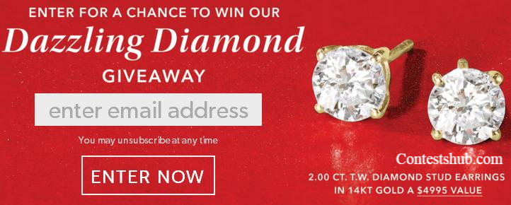 Ross Simons Very Merry Diamond Giveaway