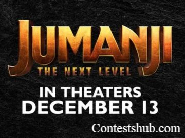 "AMC ""Jumanji: The Next Level"" Sweepstakes"