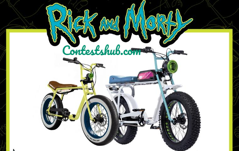 BoxLunch Electric Motorbike Sweepstakes