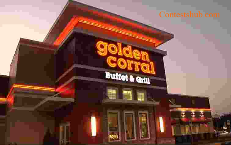 Golden Corral Customer Satisfaction Survey Contest