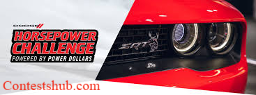 Dodge Horse Power Employee Sweepstakes