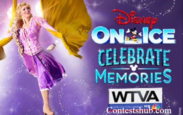 WTVA Disney on Ice Ticket Contest
