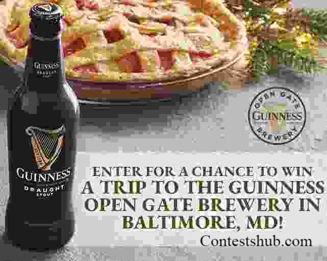 F20 Guinness Brewer's Dinner Sweepstakes