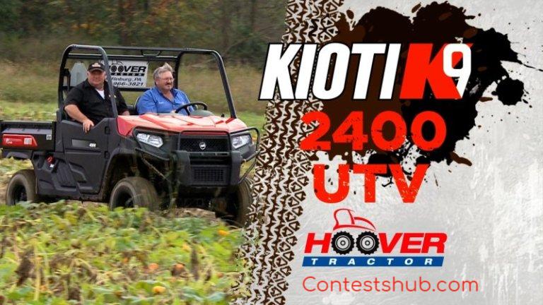 WNEP TV PA Outdoor Life Kioti Krazy Contest