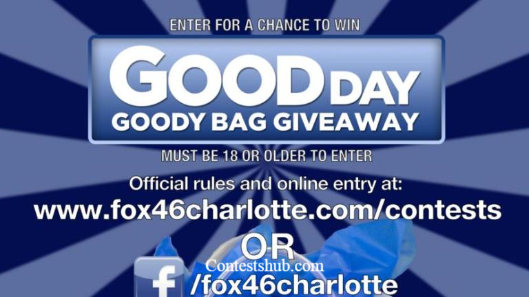 FOX Good Day Goody Bag Giveaway