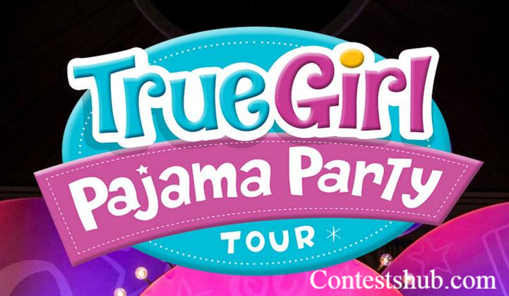 True Girl Pajama Party Tickets Contest