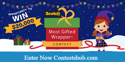 Ellen DeGeneres Most Gifted Wrapper Contest