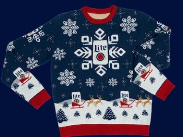 Miller Lite Holiday 2019 Instant Win Game