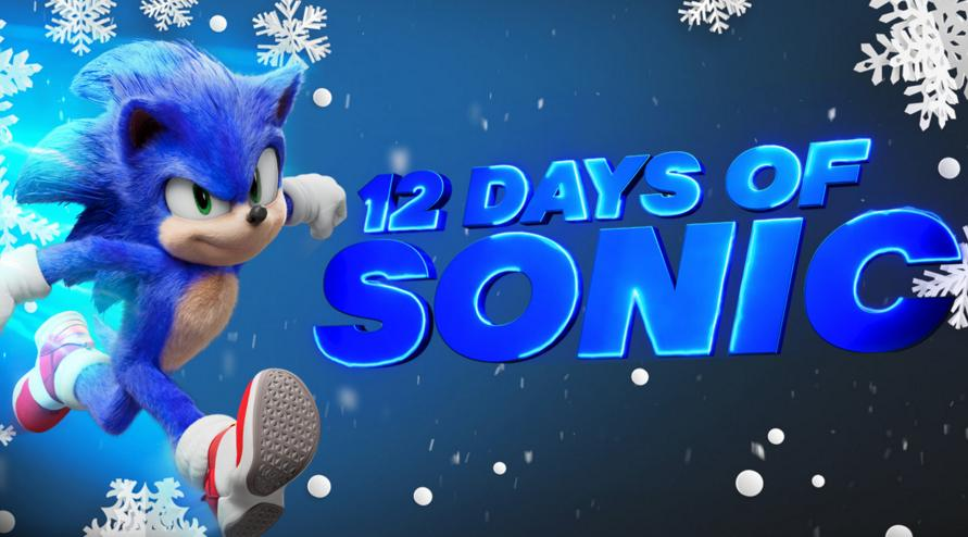 12 Days of Sonic Sweepstakes