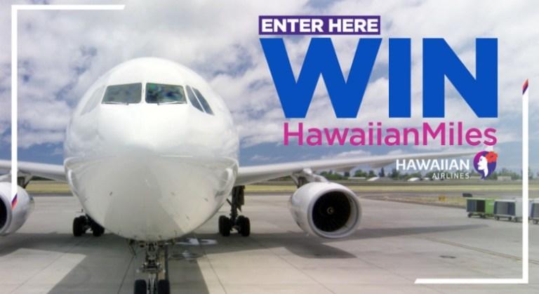 Aloha Fridays Sweepstakes