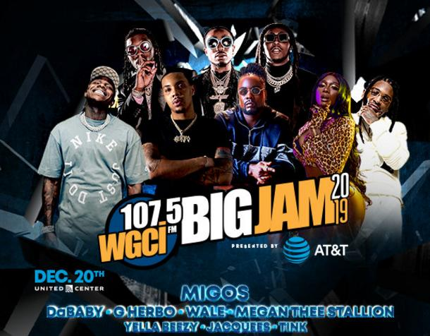AT&T Big Jam 2019 Sweepstakes