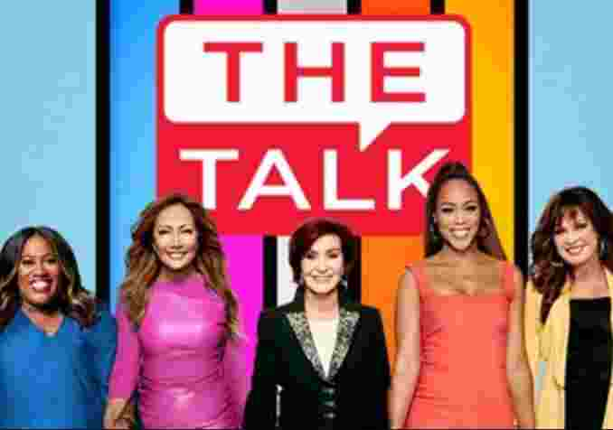CBS The Talk Web Exclusive Giveaway