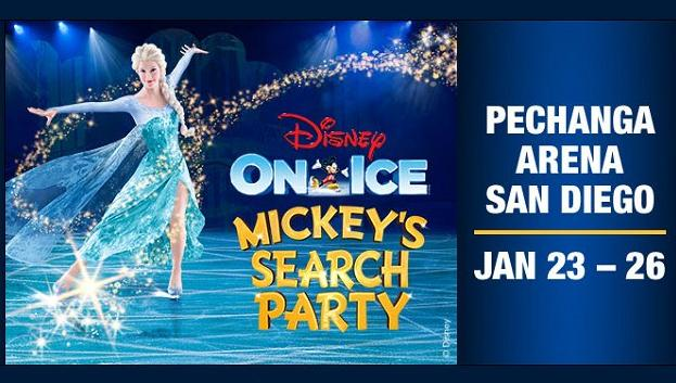 Disney Search Party Sweepstakes