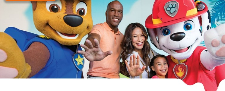 Paw Patrol Live Ticket Giveaway