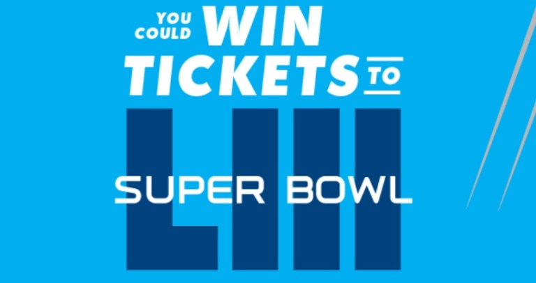 2019 Pepsi Live For Super Bowl Sweepstakes