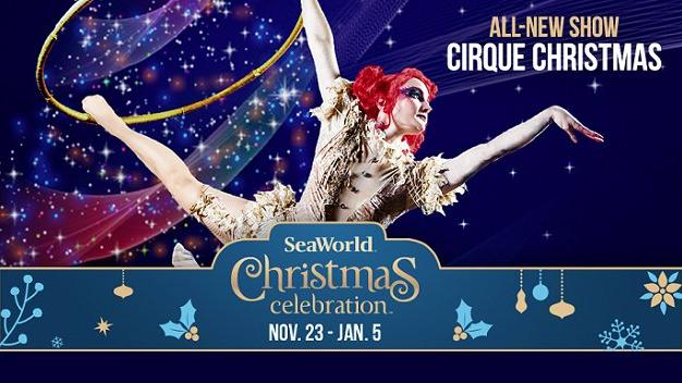 SeaWorld San Diego Tickets Sweepstakes