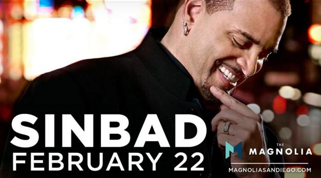 Sinbad At The Magnolia Tickets Sweepstakes