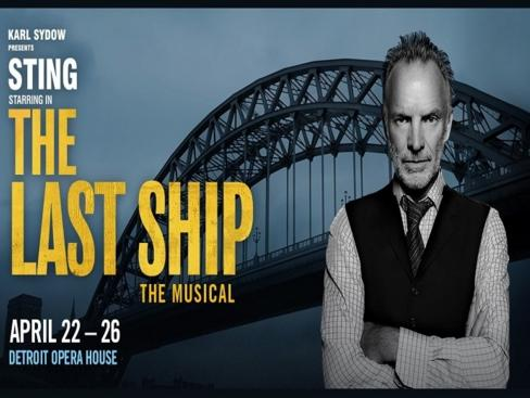 WCSX The Last Ship The Musical Contest