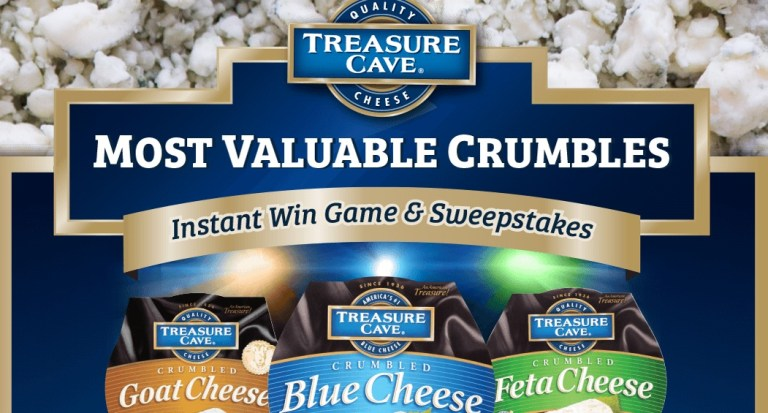 Winning Crumbles Instant Win Game Sweepstakes