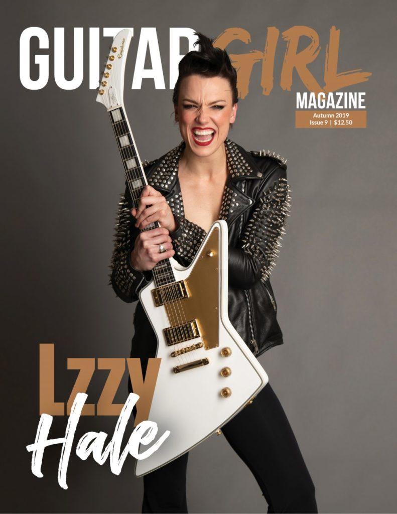 Guitar Girl Magazine PRS A60E Guitar Giveaway