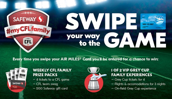 Safeway My NHL Family Contest