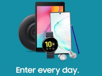 Samsung Your Phone Sweepstakes