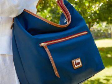 Win A Dooney Hobo Bag Giveaway