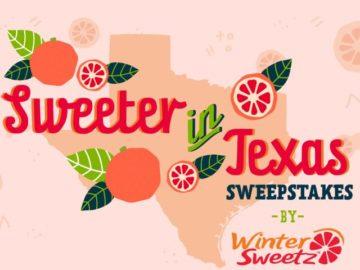 Sweeter Winter Sweetz Sweepstakes