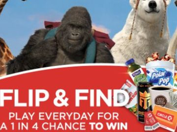 Circle Find Sweepstakes