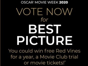 Cinemark's Best Picture Voting Sweepstakes
