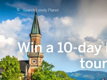 Travel Resolutions Competition Contest