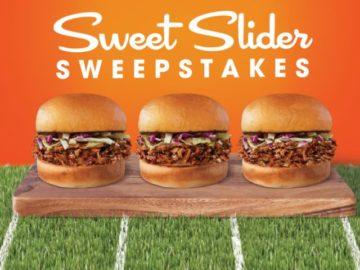 Kings Hawaiian Sweet Slider Sweepstakes