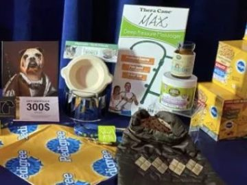 American Dog Rescue Show Sweepstakes