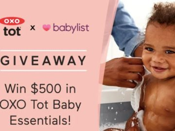 Win a $500 OXO Tot Giveaway