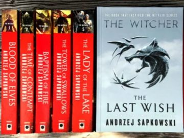 Hatcher Books Witcher Books Sweepstakes