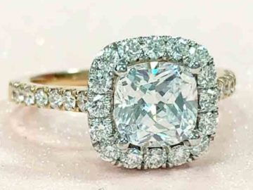 Diamond Engagement Ring Valentine's Day Sweepstakes