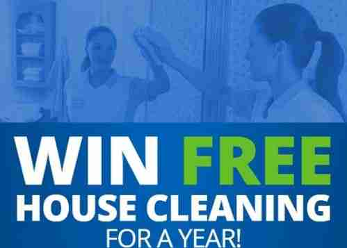 Cleaning Authority Giveaway